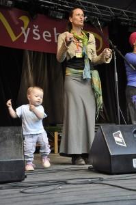 momentka / festival Vyšehraní 2014