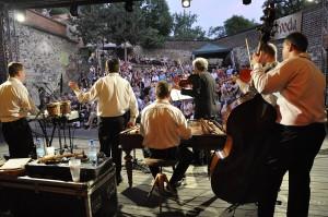 z podia / festival Vyšehraní 2014