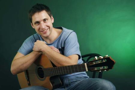 Martin Pisarik,herec,muzikant